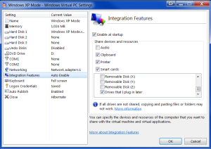 Вход в XP Mode без пароля